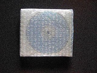 CDの梱包