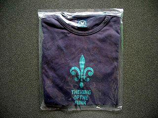 Tシャツの梱包